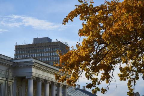 В Казанском университете состоялось утреннее совещание