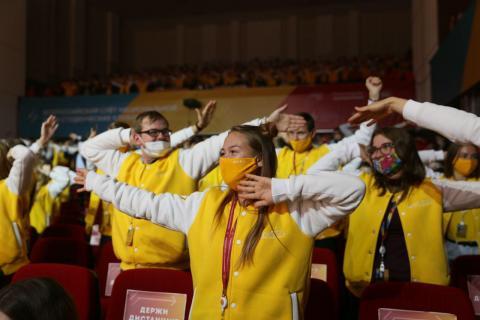 Студенты КФУ – участники Всероссийского слета Национальной лиги студенческих клубов