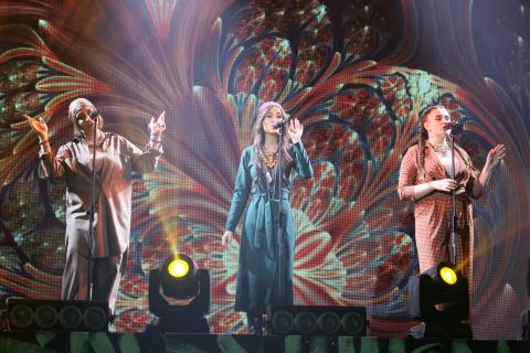 В КФУ состоялся гала-концерт «Студенческая весна – 2021»