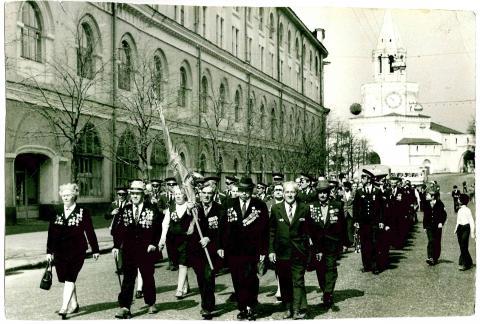 Казанский университет в годы войны: основные факты