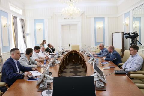 КФУ принял делегацию Димитровграда