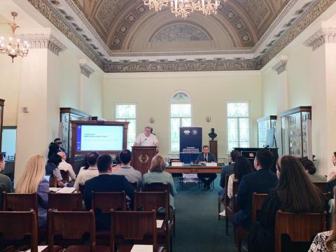 Открыт второй этап программы научно-образовательной дипломатии КФУ-МГИМО