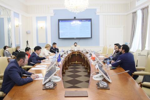 Векторы взаимодействия с Королевством Бахрейн в образовании обсудили в КФУ