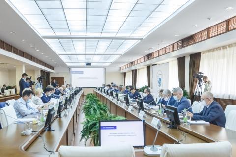 В КФУ состоялось заседание Наблюдательного совета