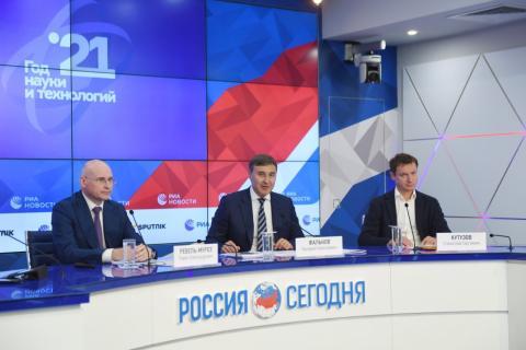 Создание в России сети карбоновых полигонов обсудили в МИА «Россия сегодня»