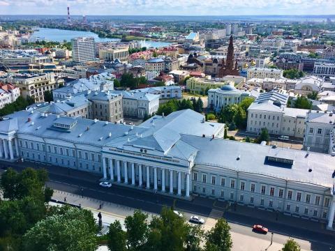 Казанский университет – в топ-5 медиарейтинга вузов России