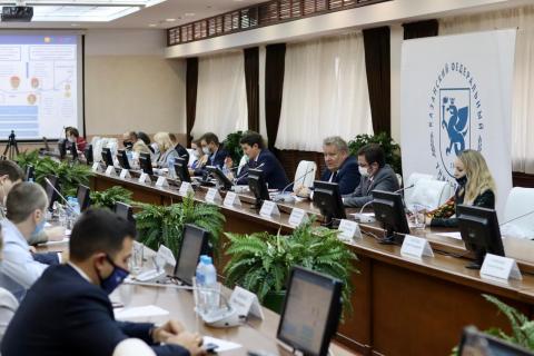 В КФУ обсудили вопросы развития молодежной науки